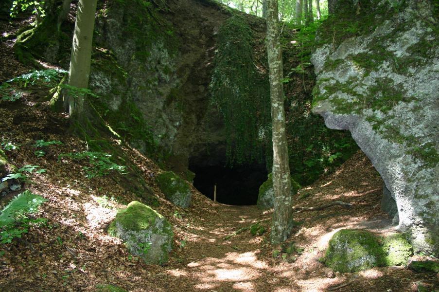Die Eishöhlen von Birresborn