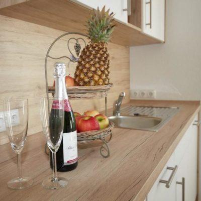 Küche - Ferienhaus Eifelträume