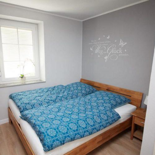 Schlafzimmer 3 - Ferienhaus Eifelträume