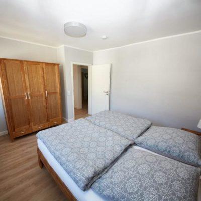 Schlafzimmer 1 - Ferienhaus Eifelträume